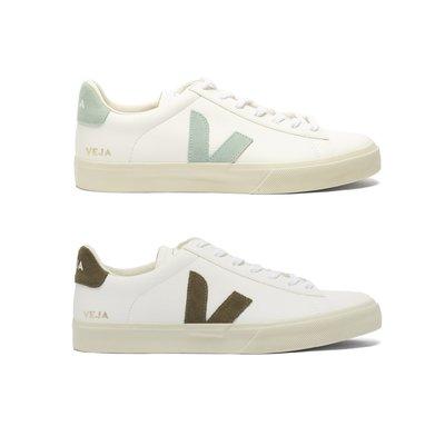 [全新真品代購] VEJA Campo 白色皮革 休閒鞋 / 白鞋 (多款顏色)