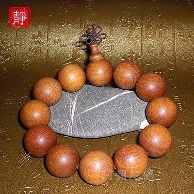 【靜心堂】現貨:芭比檀香佛珠--香味濃...