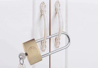 黃銅掛鎖宿舍防盜小掛鎖小銅鎖鎖頭互開掛鎖機箱鎖長頭掛鎖