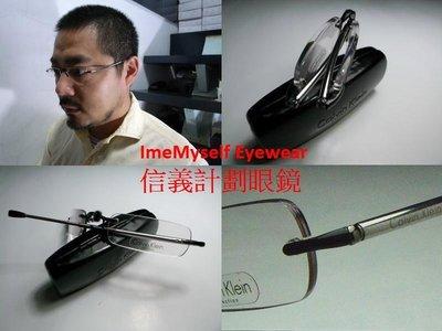 ImeMyself Eyewear Calvin Klein CK Folding Reading Glasses +2
