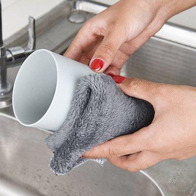☜shop go☞ 纖維抹布 吸水 清潔 毛巾 抹布 批發 洗碗巾 擦手巾 贈品 洗碗布 百潔布 不沾油抹布【G045】