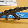 o($︿$)o動漫精品--穿越火線---030--槍系列中型---鑰匙圈扣掛---戰爭武器--精品配件