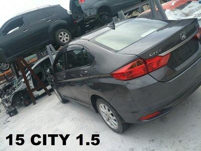 【巷仔內/鑫宏】CITY FIT CRV K12 K11 K13引擎烤漆板金底盤保險理賠汽車零件材料報廢拆售