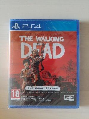 PS4 The Walking Dead (final season)
