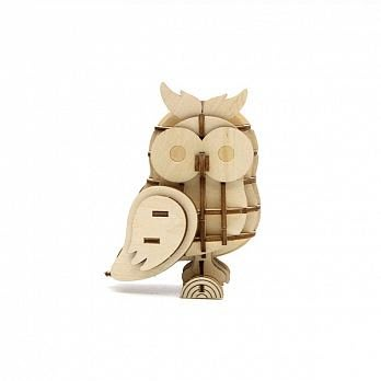 TEAM GREEN® 木質3D拼圖-貓頭鷹 台中市