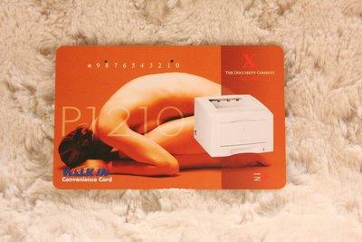 全錄 WALKIN CONVENIENCE CARD 影印卡 列印卡 複印卡 列印專用卡 COPY卡 無餘額 收集卡 收