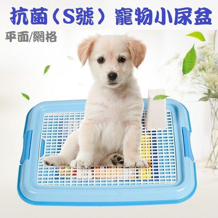 【Nicole寵物】S號小型 防抓式網狀狗便盆〈BLT-495〉適合45*30尿布,狗廁所,訓練,寵物尿盆,網格狗尿盆