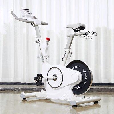 健身器材 麥瑞克黑曜騎士動感單車家用磁控室內商用健身減肥運動器材自行車