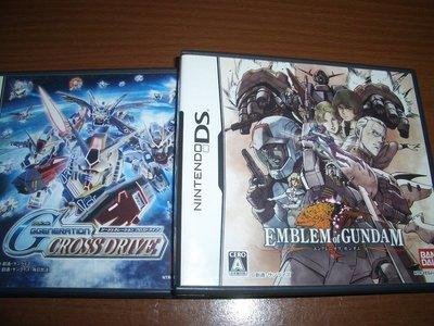 N3DS 3DS / NDSL NDS 鋼彈歷史紋章 & SD鋼彈 G世代 純日版 ~ 另有PSP 超級機器人大戰