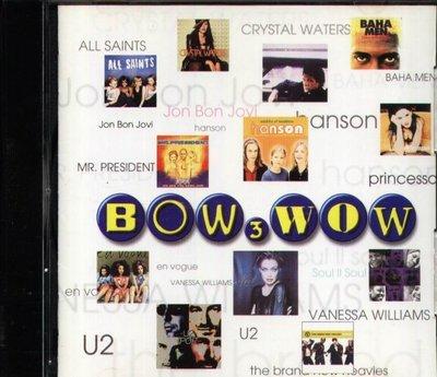 八八 - BOW WOW 3 日版 SOUL II SOUL U2 ALL STINTS EN VOGUE