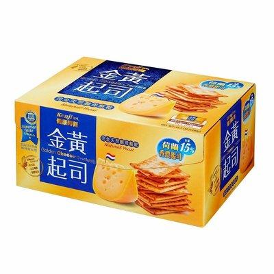 【好市多代購】健司 Kenji 健康時刻金黃起司餅乾 28.5公克X45包