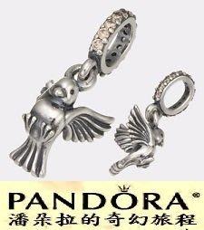 潘朵拉我最便宜{{潘朵拉的奇幻旅程}} PANDORA Dove of Peace 和平鴿 791394CCZ