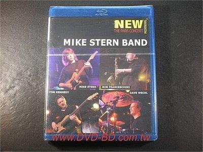 [藍光BD] - 麥克史登樂隊 : 巴黎演奏會 Mike Stern Band : The Paris Concert