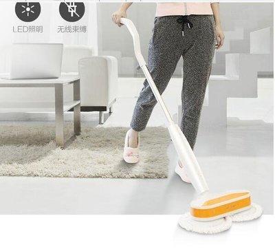 【興達生活】智慧噴水電動拖把家用擦地拖地機器人掃地一體(220v)