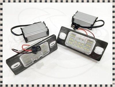 ╭°⊙瑞比⊙°╮VW Porsche專用LED 牌照燈 (不亮故障燈)適用 Tiguan 09-14 Cayenne / Cayenne S 09-10