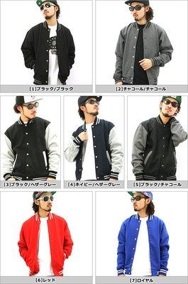 【HOMIEZ】美國 PRO CLUB HW Baseball Jacket【PC124】重磅 棒球外套 台中市