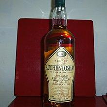Scotch Whisky AUCHENTOSHAN SELECT 1L (Single Malt Triple distilled)