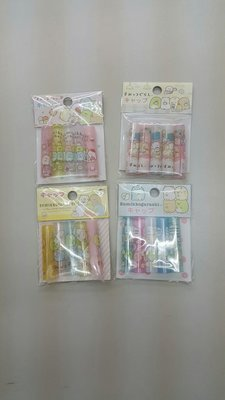 【日本進口】角落生物鉛筆筆套4款一包5個*4包組