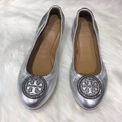 【全新正貨私家珍藏】TORY BURCH Minnie Ballet Flats 羊皮款舒適娃娃鞋