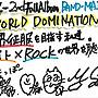 天空艾克斯 代訂 Band-Maid - WORLD DOMINATION 初回限定盤B 日版 CD+DVD 附特典全新