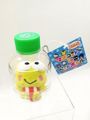 日本Sanrio characters三麗鷗人物 瓶中公仔(青蛙)珠鏈吊飾