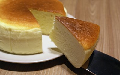 【Cheese&Chocolate.】舒芙蕾乳酪蛋糕 原味(輕乳酪)/10吋