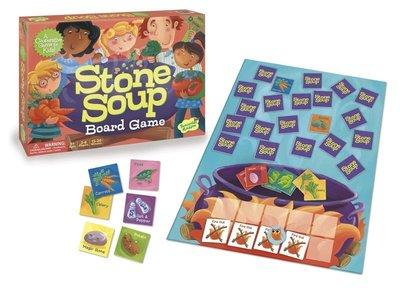 小王子桌遊  石頭湯 Stone Soup Cooperative 正版全新盒裝