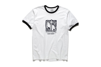 "[ LAB Taipei ] BOOK WORKS "" LADY RINGER TEE """