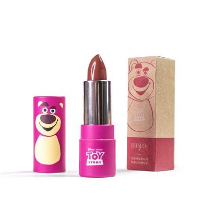 台灣彩妝品牌FreshO2 x Toy Story 無重力絲襪唇膏 - 勞蘇 (玫瑰紅棕)