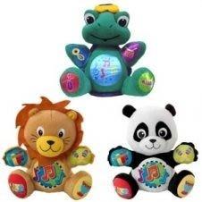 @企鵝寶貝二館@Kids II-BE-動物寶貝樂器學習玩具