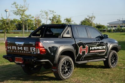 Toyota 豐田 Hilux 海力士 4X4 Pick Up 皮卡 Hamer 升級款 防滾架 19+ HR1701