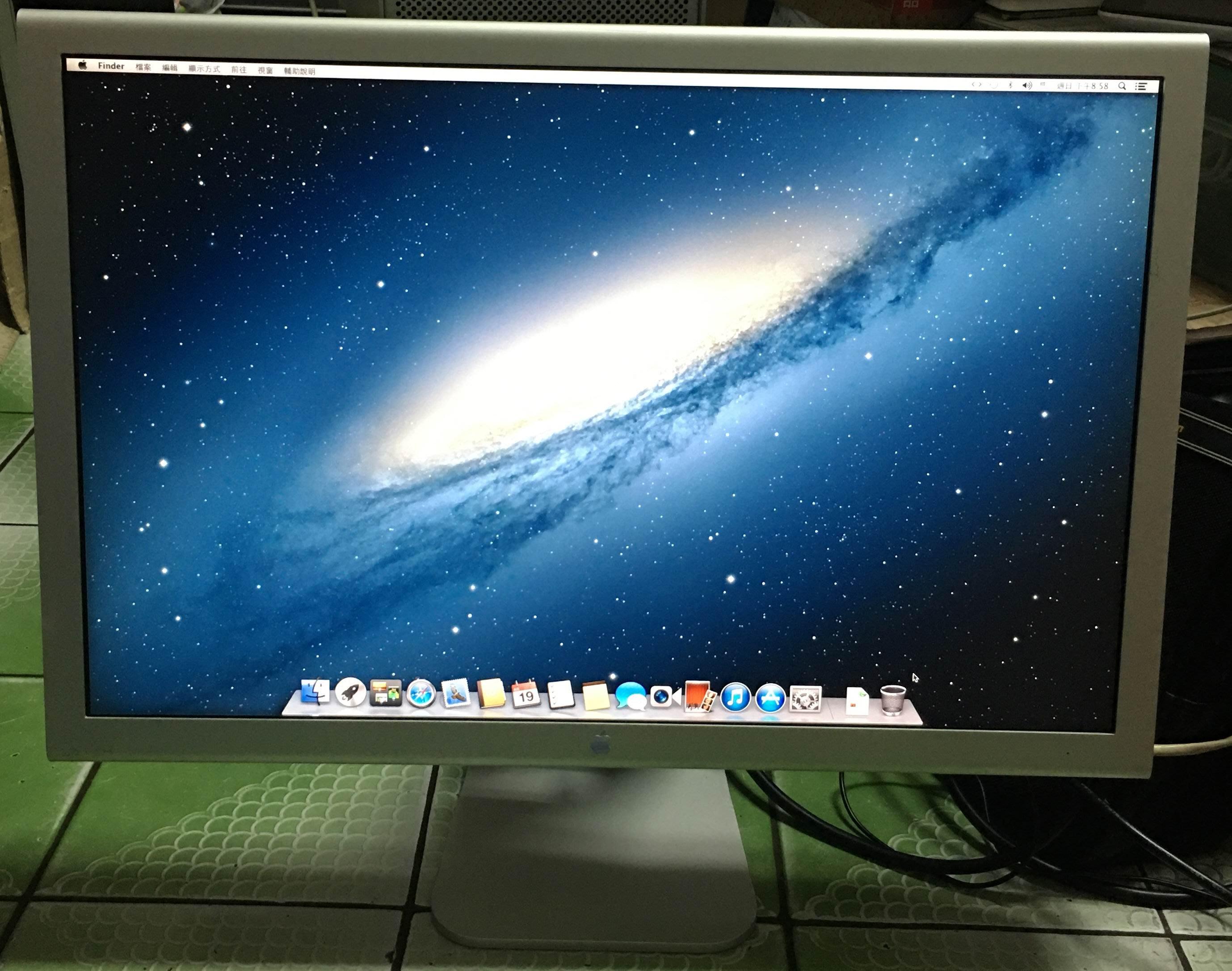 Apple Cinema Display 23英寸 鋁(DVI)顯示器 A1082