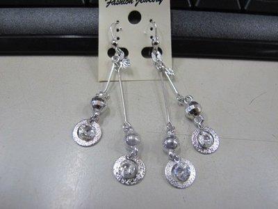 二手舖 NO.4519 時尚造型耳環 耳針 耳鉤 便宜賣 首飾飾品