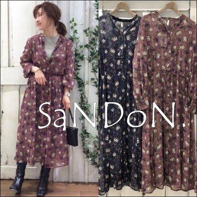 SaNDoN x『UNGRID』代表秋季的花色 官網主打款秋冬花色實拍洋裝 罩衫 sly kbf 韓妮 180918