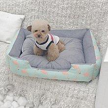 泰迪狗窩可拆洗四季寵物墊子中型小型犬用品床秋冬加厚