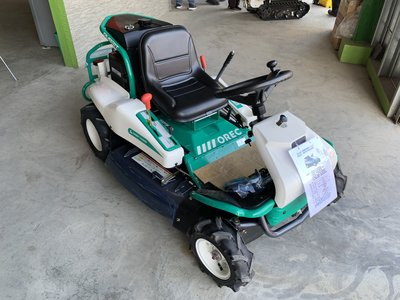 全新原裝日本進口OREC14HP專業駕駛式割草機(BS引擎)專業耐用適合大面積,適合果園--免運費(實車展示)