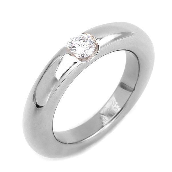 【JHT 金宏總珠寶/GIA鑽石專賣】Cartier戒指(CA0002)