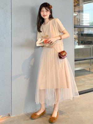 很仙的法國小眾連衣裙夏性感裙子仙女超仙森系甜美氣質女神范衣服-青木居家
