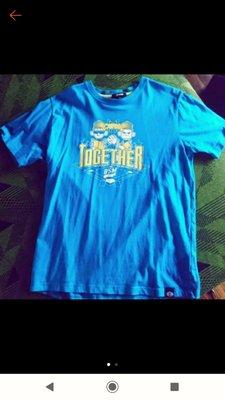 PB+蔣智賢BSM T恤 !兄弟戰隊 天空藍 中信兄弟 富邦悍將