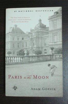 【二手原文書】 Paris to the Moon