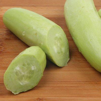 【媽咪蔬果園】、日本 白玉奶油水果小黃瓜 可生食  ※(種子全面直購價每包12元.購買商品滿300元免掛號運費)
