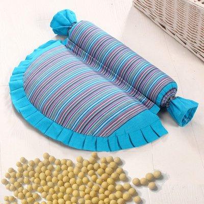 @Warm 新款黃豆頸椎枕頸椎專用修復枕頭蕎麥護頸枕成人矯正反弓病人黃豆枕芯