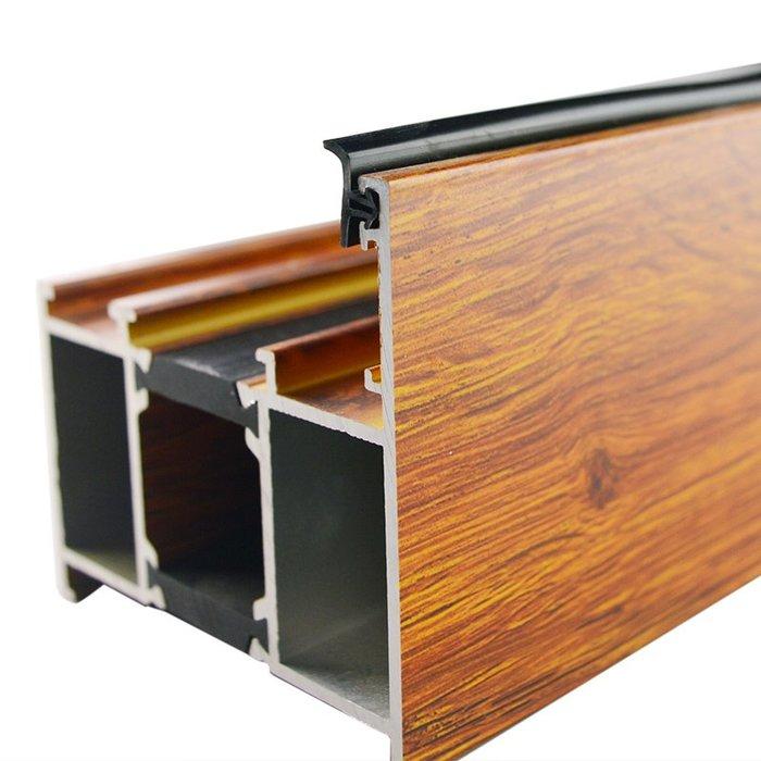 爆款-- 斷橋鋁門窗密封條鋁合金窗戶外框防風保暖防水硅膠條 T型#居家安全#防盜鎖鏈#不鏽鋼#鋁合金