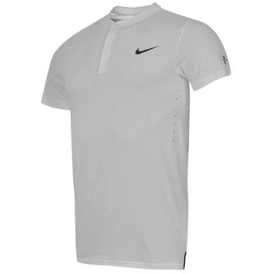 2016 美版 Nike Premier Roger Federer 白色 Henley衫 SIZE:XXL