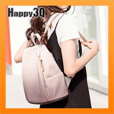 女包後背包雙肩包手提包側邊開口防盜包時尚媽媽包-紫/灰【AAA2216】預購
