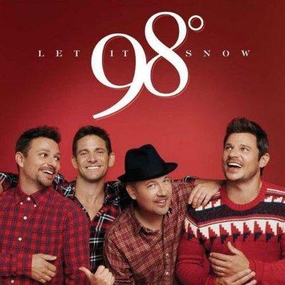 聖誕雪花(德國進口) Let It Snow / 98度合唱團 98 Degrees ---5792186