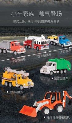 大金玩具北美Driven工程車模型系列 仿真聲效消防車挖掘機男孩兒童玩具