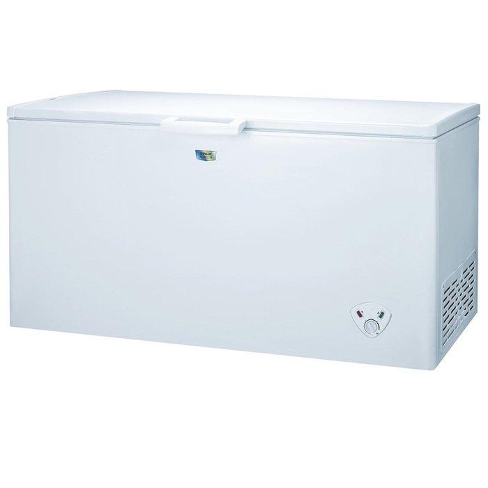 SANLUX 台灣三洋 515L 上掀式 冷凍櫃 SCF-515W $16700
