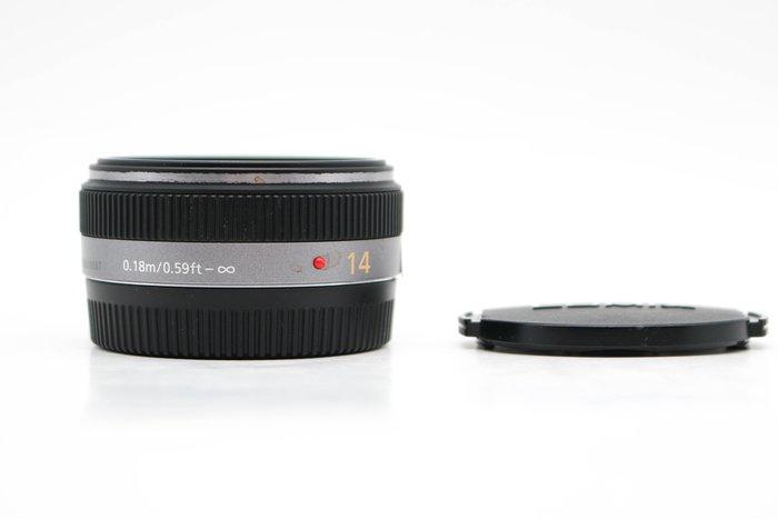 【高雄青蘋果】PANASONIC 14MM F2.5 G ASPH 定焦鏡 二手鏡頭 #39901