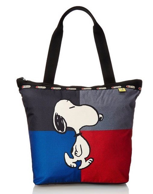 現貨 美國 Peanuts x LeSportsac 各品項代購中 史努比聯名款 側肩背包 托特包
